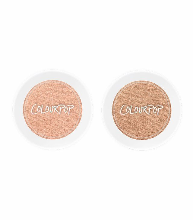 ColourPop Cosmetics Super Shock Highlighter in Might Be and Wisp