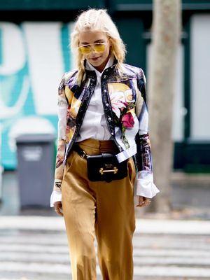 Let's Talk About the New Way We're Wearing Our Pants