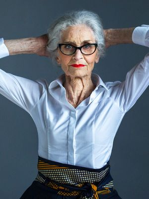Women Over 80 Share Their Best Beauty Tips