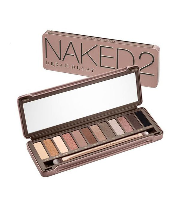 Duty free: Urban Decay Naked 2 Palette