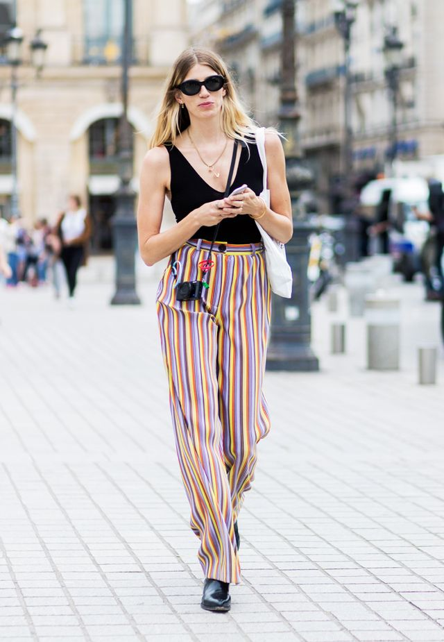 Paris Fashion Week Haute Couture street style: Veronika Heilbrunner