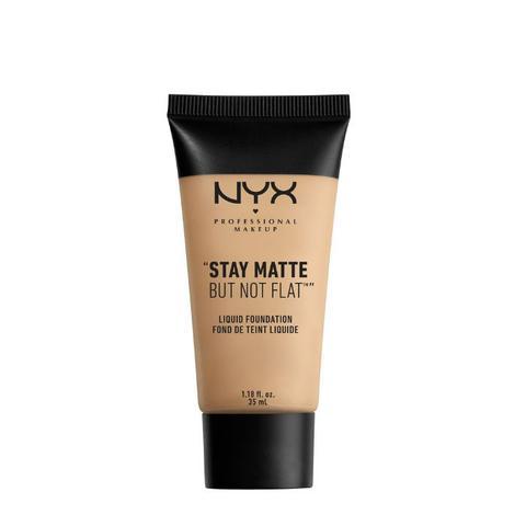 Professional Makeup Stay Matte but Not Flat Liquid Foundation