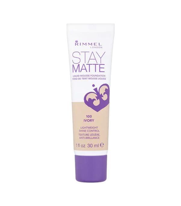 Rimmel foundation: Rimmel Stay Matte