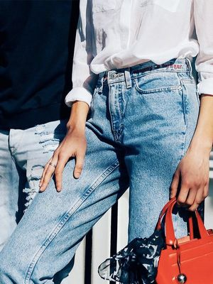 The 2 Outfit Formulas That Make Skinny Jeans Look Up-to-Date