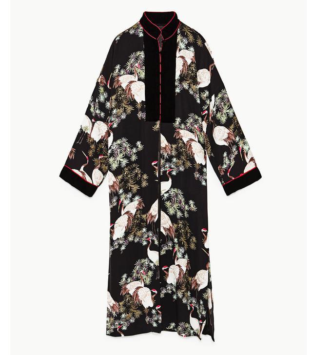 Zara kimonos: Floral