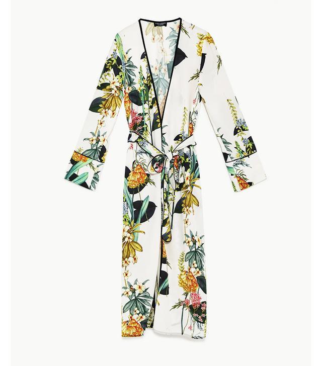 Zara kimonos: