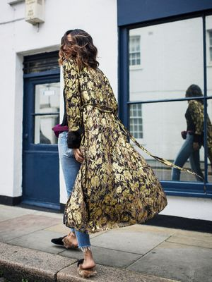 A Complete History of Zara's Biggest Hit, the Kimono