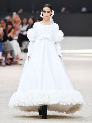 Chanel's Couture Show Was So Parisian