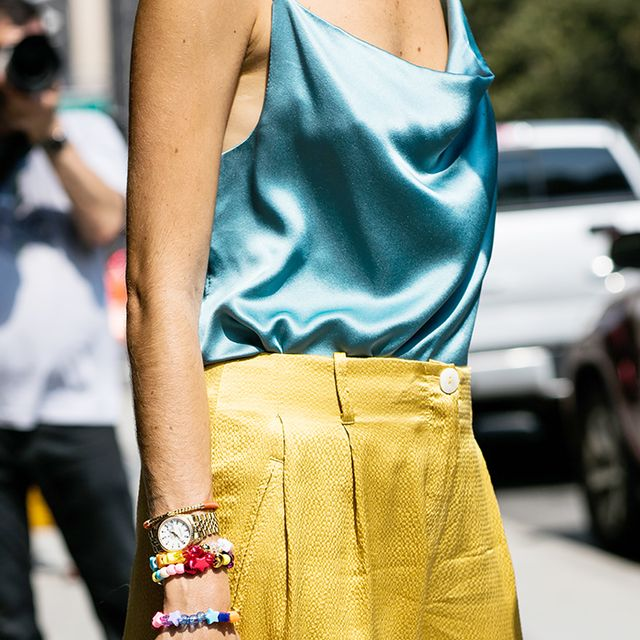 Wear These Summer Colours to Show Off Your Tan