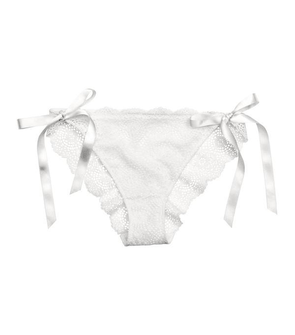 Lace Bikini Briefs