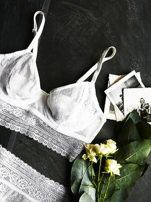 Wedding-NightLingerie You'll Never Want to Take Off