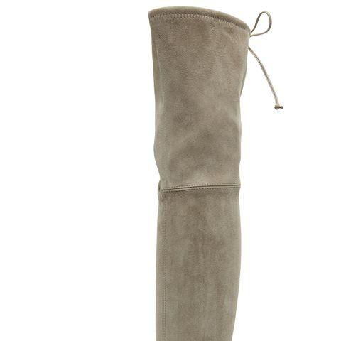 Highland Over the Knee Boots