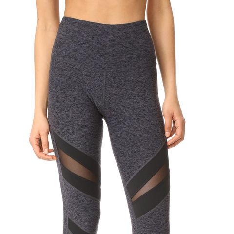 Slant Get Enough High Waisted Leggings
