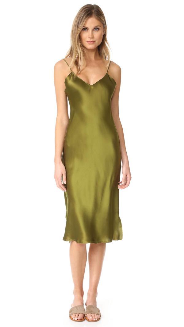 Hallie Slip Dress