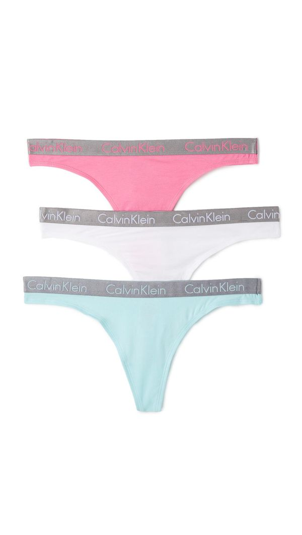 Radiant Cotton Thongs 3 Pack