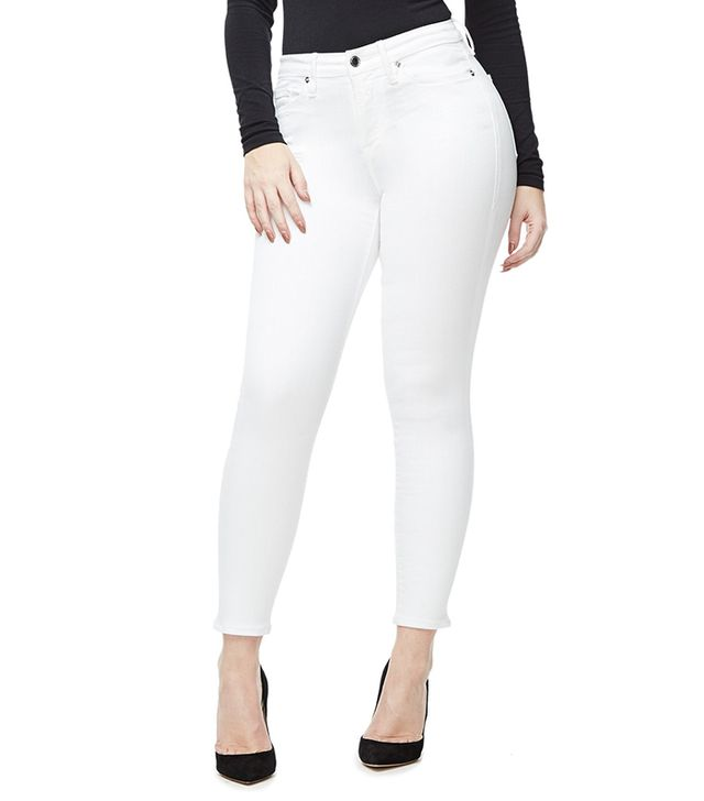 best skinny jeans for curves