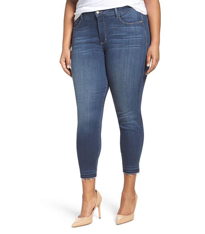 Big thighs girl skinny The Skinny
