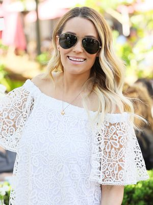 Lauren Conrad Found the Perfect $40 Beach Bag on ASOS