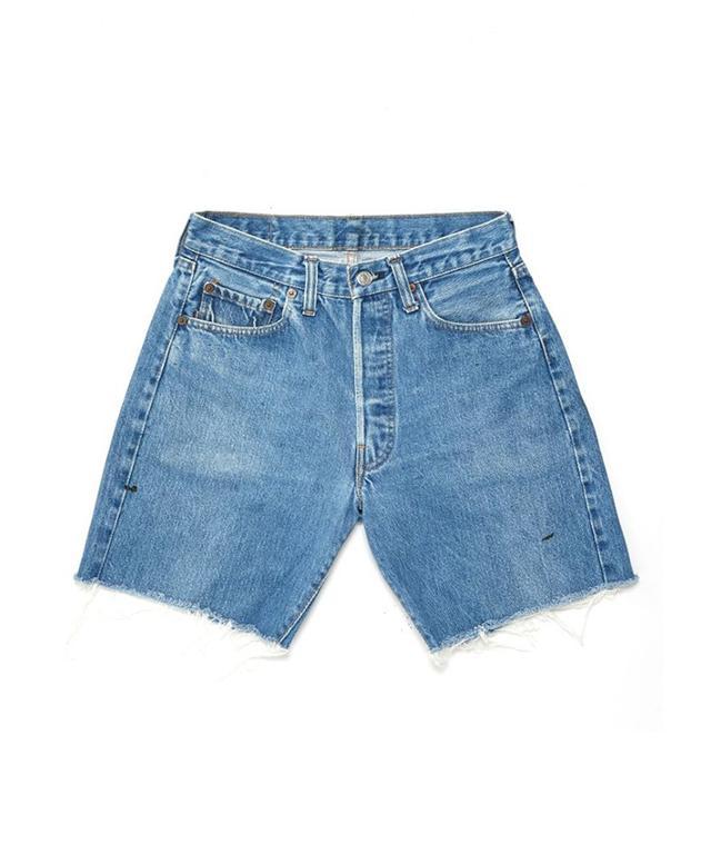 WGACA Vintage Vintage Levi's Denim Shorts - Size 28