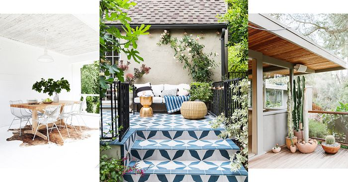 Here\'s How to Decorate a Front Porch That Will Make Guests Swoon ...