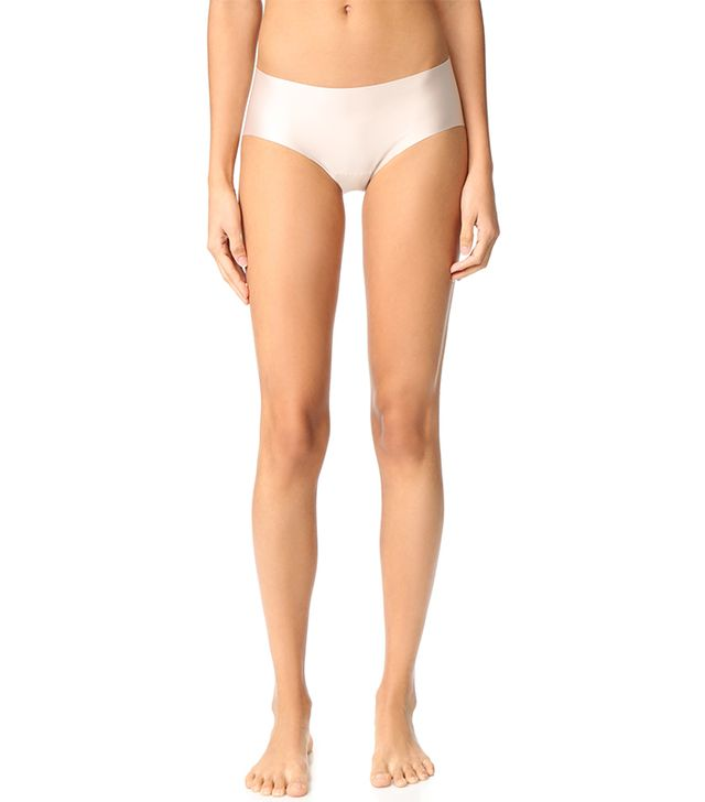 Luxe Satin Bikini Panties