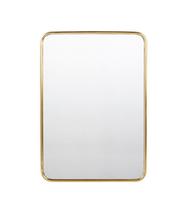 Rejuvenation Metal Framed Mirror
