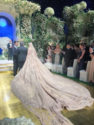 Inside an Oscars-Inspired L.A. Wedding That Cost $13 Million