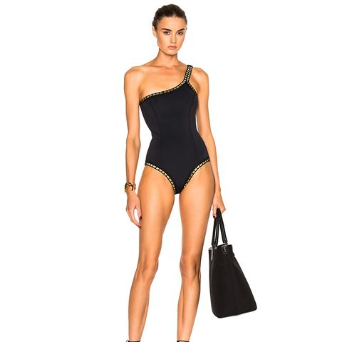 ChaCha One Shoulder Swimsuit