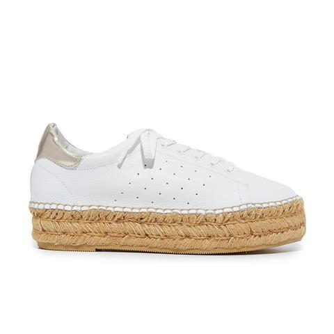 Pace Espadrille Platform Sneakers