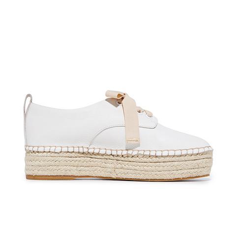 Mannie Espadrille Platform Sneakers