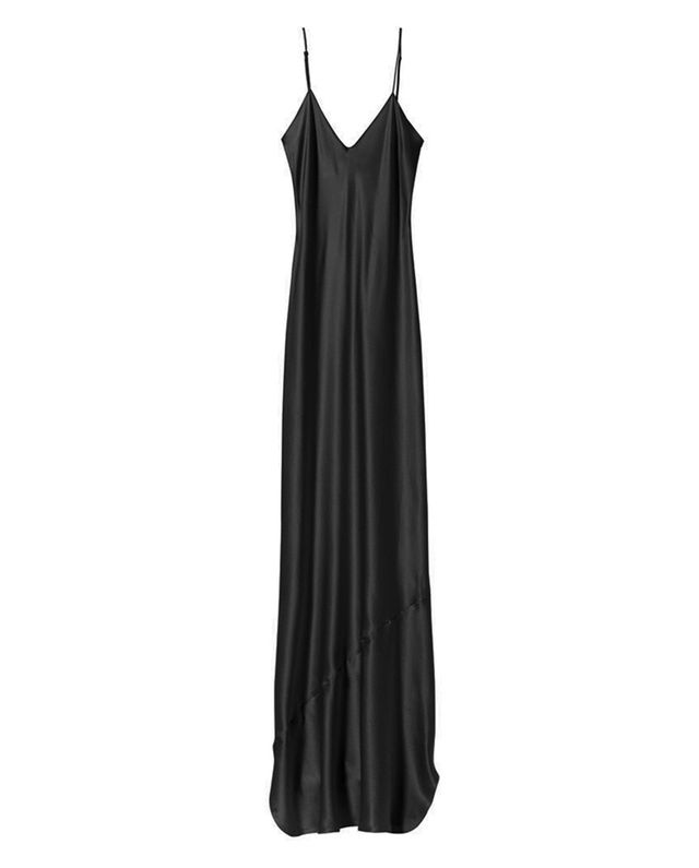 Best Black Slip Dress