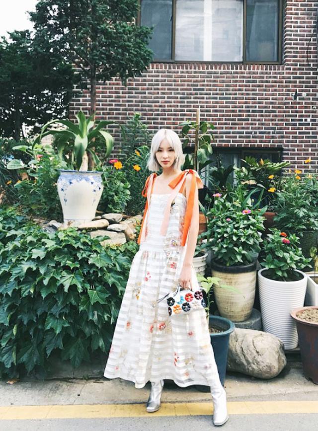 Korean style: Irene Kim