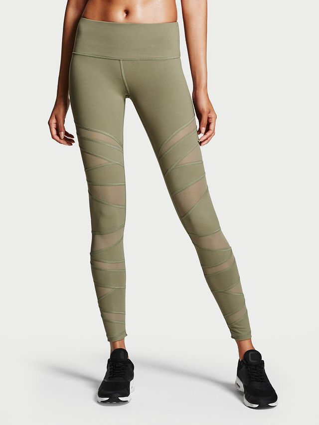 Victoria's Secret Knockout by Victoria Sport Tights