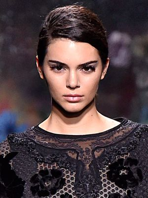 This Is the Only Couture Runway Show Kendall Jenner Walked