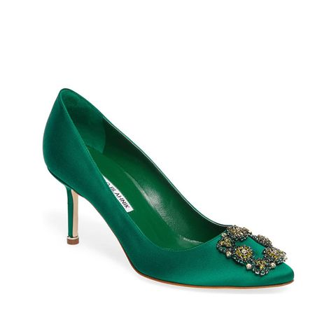 Hangisi Pointy Toe Pump