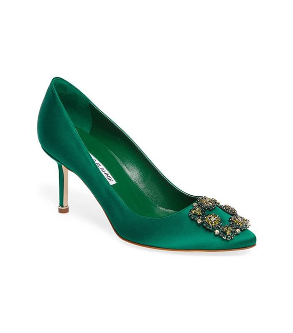 'Hangisi' Pointy Toe Pump
