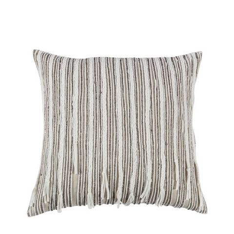 Natural Stripe Pillow