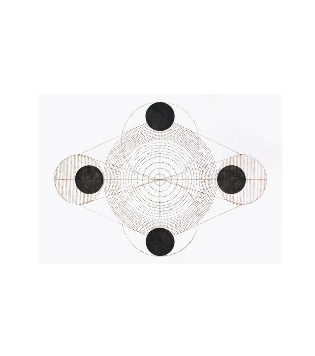 Katrine Hildebrandt-Hussey Four Points Artwork