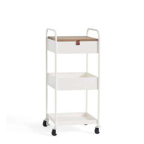 Wyatt Workspace Rolling Cart