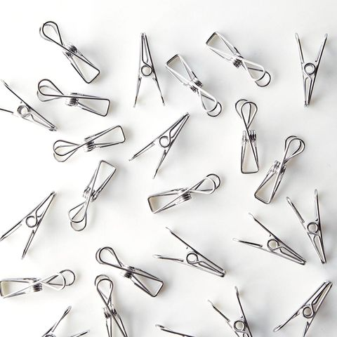 Set of 24 Clips