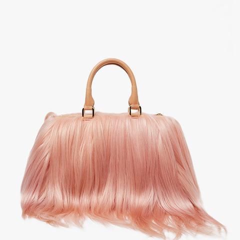 Island Bag in Peach