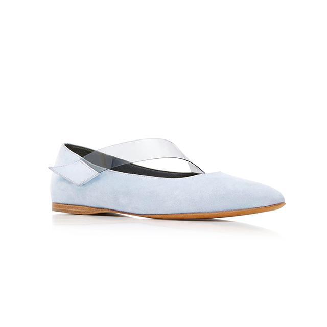 Ballerina Laccio Flat