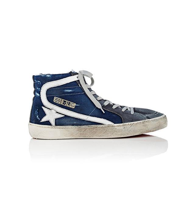 Women's Women's Slide Suede & Jersey Sneakers