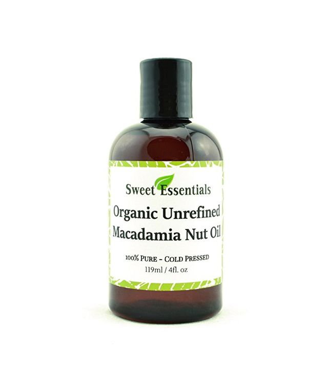Sweet Essentials Organic Unrefined Macadamia Nut Oil