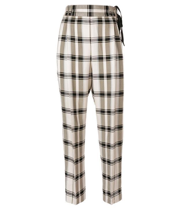 Phillip Lim plaid trousers