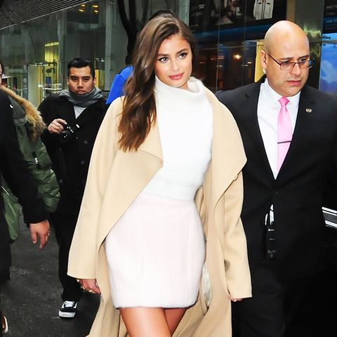 You Need to See These Taylor Hill Outfits—Now