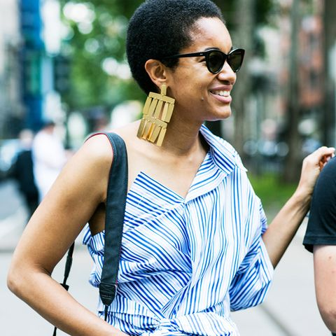 Best Statement Earrings Brands: Annie Costello Brown