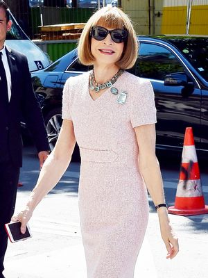 The Naked Shoes Anna Wintour Has Worn Since 2011