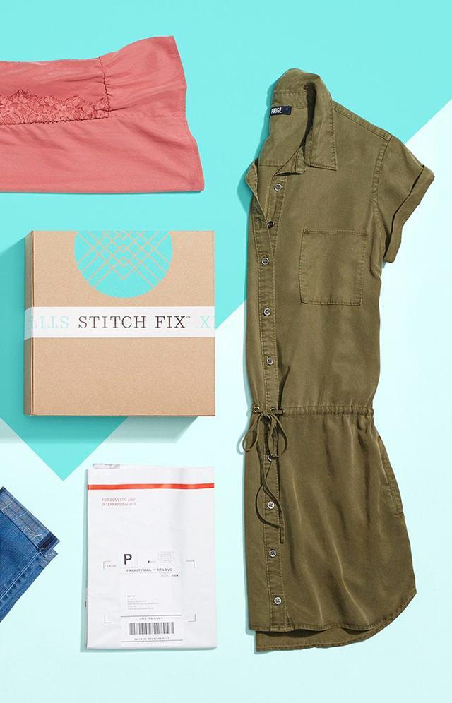 stitch fix fashion subscription service