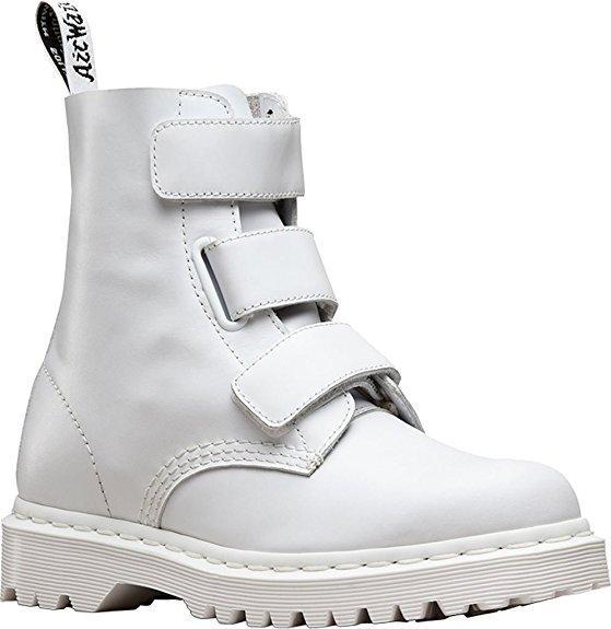 Dr. Martens Coralia Velcro Strap Boots